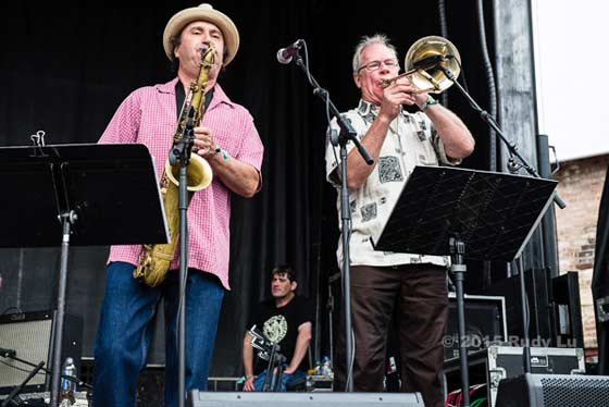 NRBQ's Whole Wheat Horns