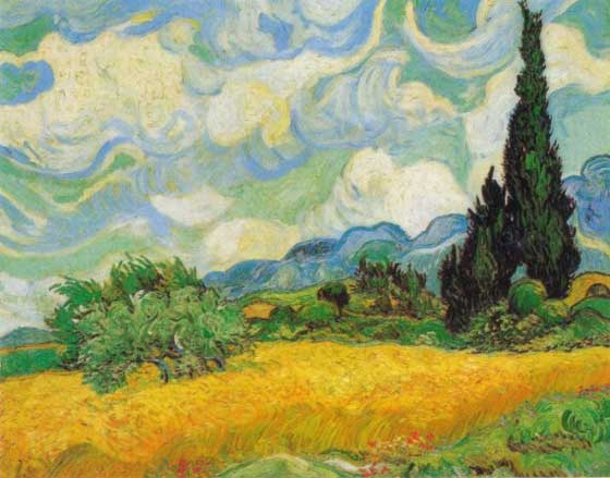 Van Gogh and Nature will be at The Clark through Sept. 13