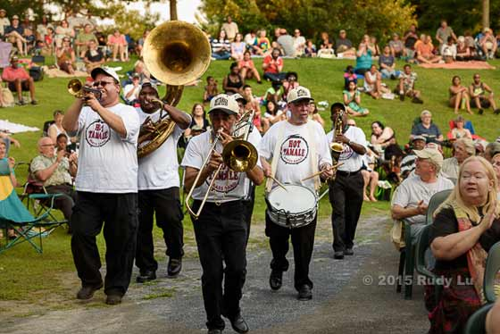 The Hot Tamale Brass Band