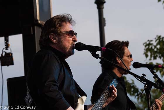 Buck Dharma and Kasim Sulton