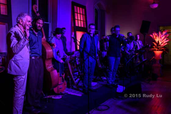 David Amram and the Dylan Perrillo Ochestra