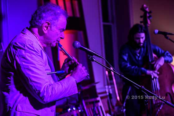 David Amram and Dylan Perrillo