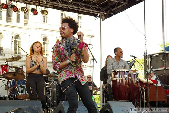 Gedeon Luke and the People