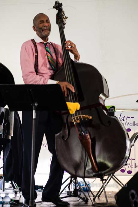 Ron Carter of 3's Company