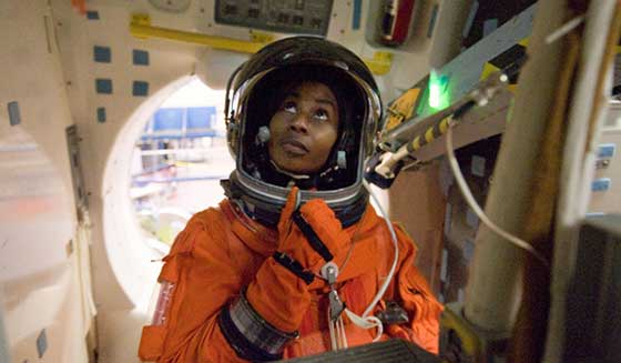 NASA Astronaut Stephanie WIlson.