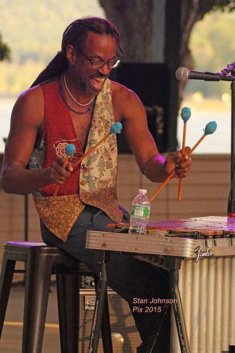 Bill Ware of the Jazz Passengers