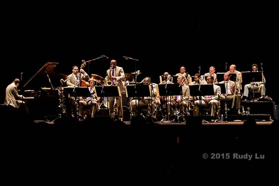The Jazz at Lincoln Center Orchestra