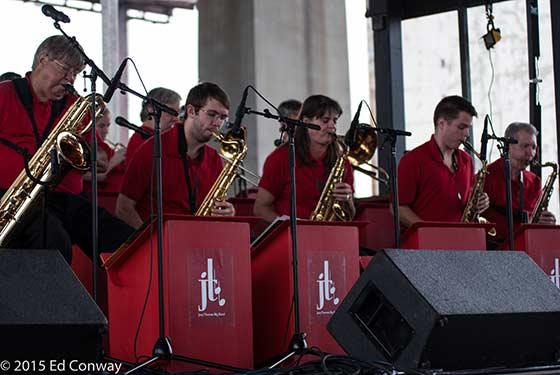 The Joey Thomas Big Band