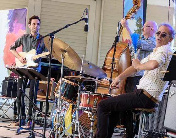 The Julian Lage Trio