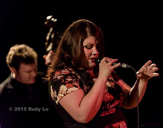 Neal Miner and Jane Monheit