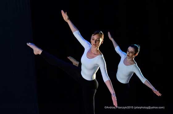 the New York Theatre Ballet