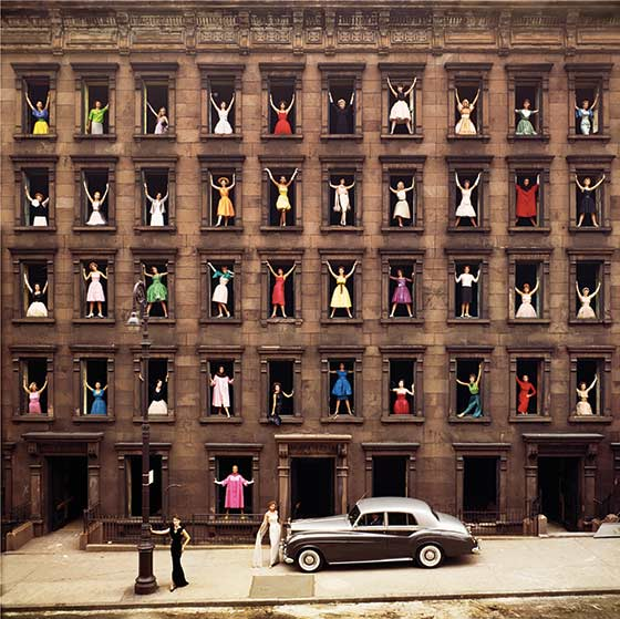 Ormond Gigli: Girls in the Windows @ Sohn Fine Art