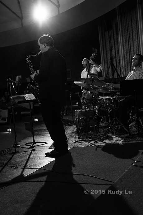 The Chris Potter Trio