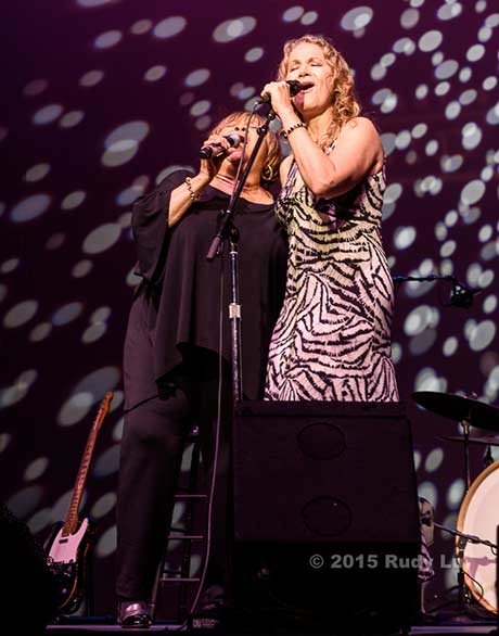 Joan Osborne and Mavis Staples