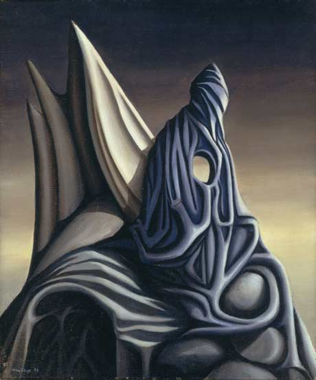 Kay Sage: Margin of Silence @ Albany Institute of History and Art