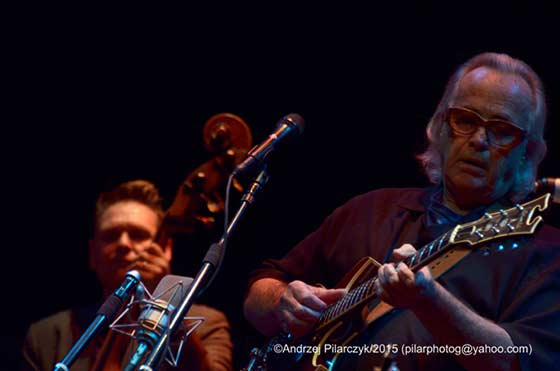 Mark Fain and Ry Cooder