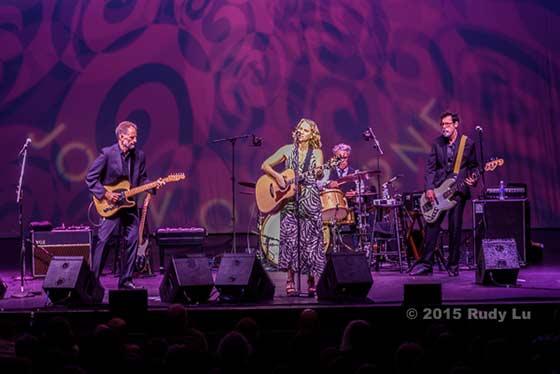 Rick Holstrom, Joan Osborne, Steven Hodges and Jeff Tumes