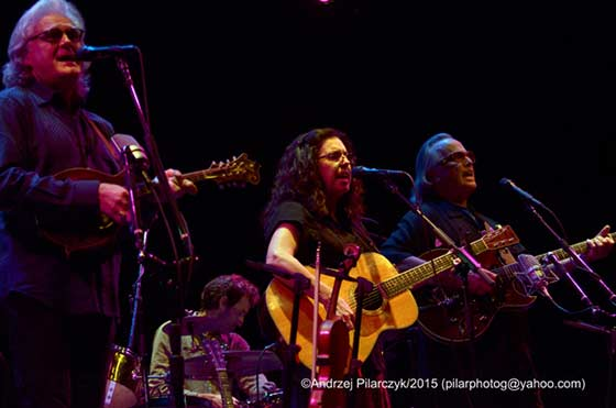 Ricky Skaggs, Joachim Cooder, Sharon White and Ry Cooder