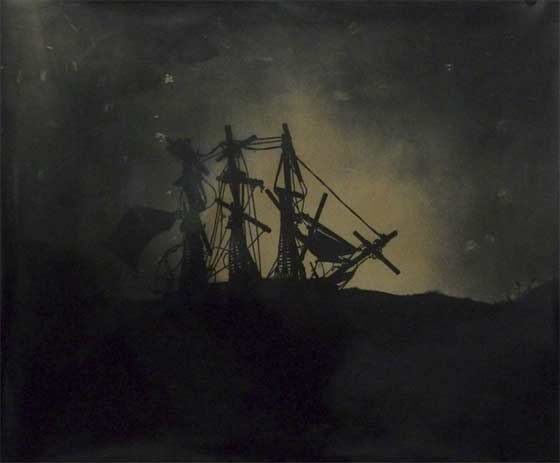 Wendy Small: Ships @ Matteawan Gallery