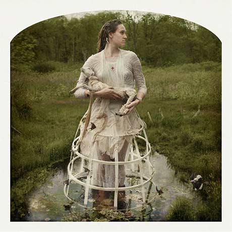 Kahn & Selesnick: Alexis, Elderflower Lamb @ Carrie Haddad Gallery