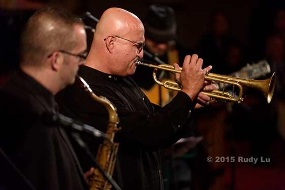 Brian Patneaude, Chris Pasin and Matt Finck