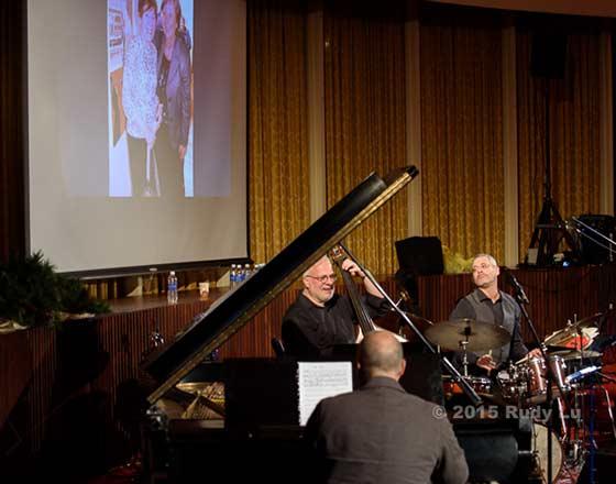 John Medeski, Rich Syraucse and Jeff Siegel