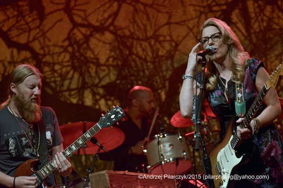 The Tedeschi Trucks Band