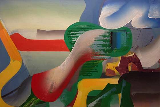 Elliot Green: The Seedling Plots and Plans @ John Davis Gallery