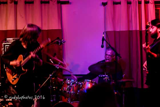 The Mike Stern Trio