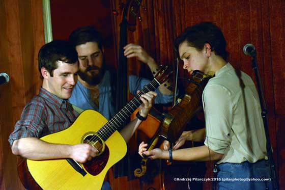 Joseph Terrell, Wood Robinson, Libby Rodenbough