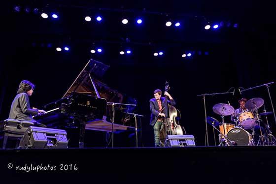 The Joey Alexander Trio