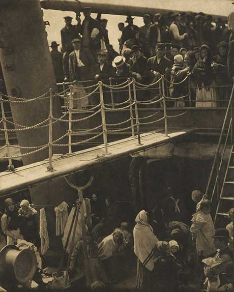 Alfred Stieglitz: The Steerage @ The Tang