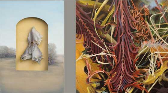 Works by Jon Segan and Janet Sorensen @ Clement Art Gallery