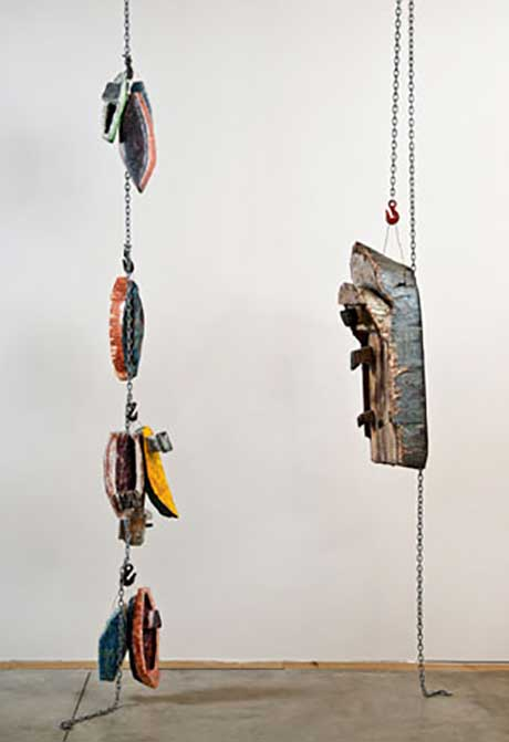 Kingsley Parker: Oceans Apart @ Thompson Giroux Gallery