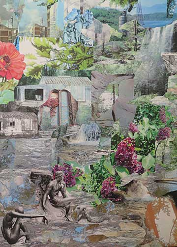 Scrap Wrenn: Aadi Shaki @ John Davis Gallery