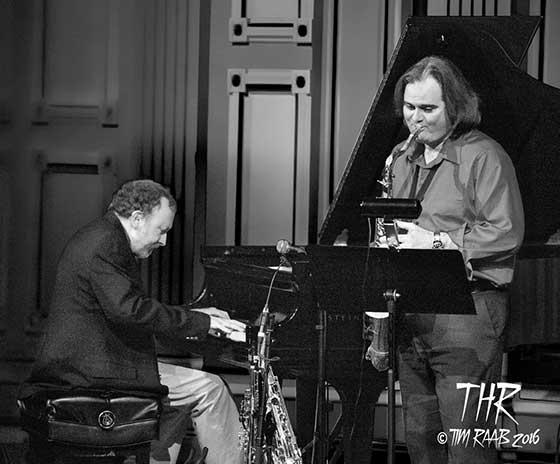 Tim Olsen and Eric Walentowicz