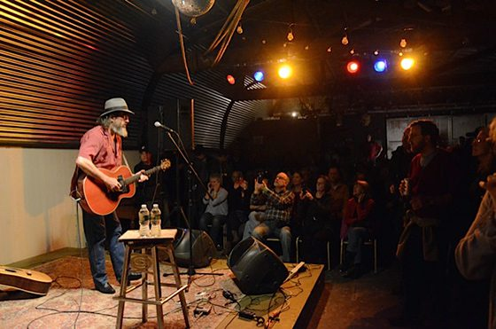 James McMurtry (photo by Michael Hochanadel)