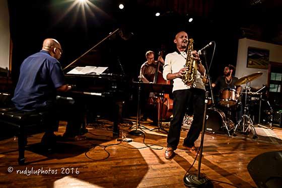 The Miguel Zenon Quartet