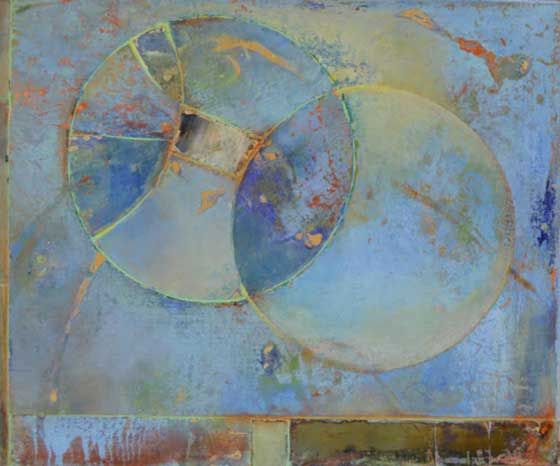 Vesica Piscis by Joe Goodwin,