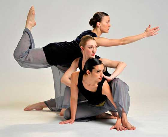 Ellen Sinopoli Dance Company (photo: Gary Gold)