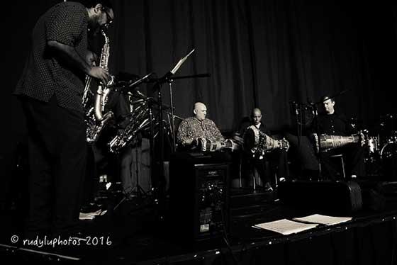The Afro Cuban Jazz Saxtet