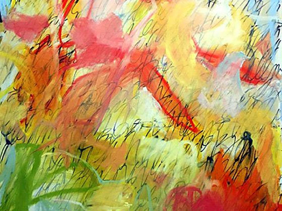Joanie Ciofi: Embrace @ Good Purpose Gallery