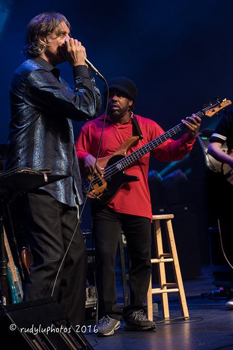Howard Levy and Victor Wooten