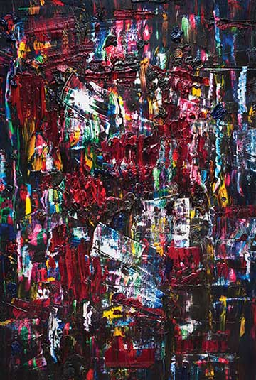 Rodney Dickson: Untitled @ John Davis Gallery