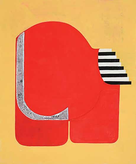 Fran Shalom: Fortissimo @ John Davis Gallery