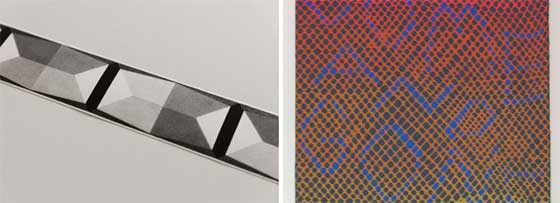 Works by Pete Schulte and E.E. Ikeler @ Jeff Bailey Gallery
