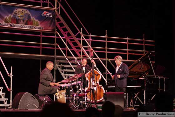 Monty Alexander & the Harlem Kingston Trio