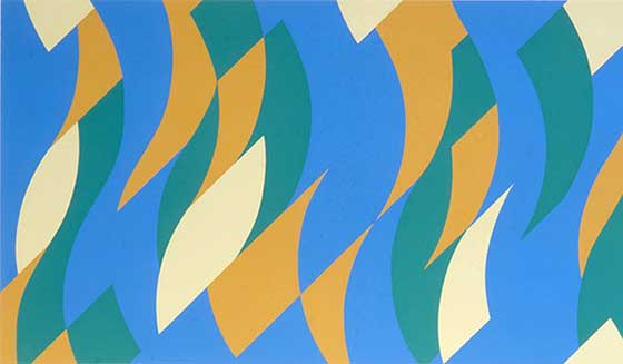 Bridget Riley: Frieze @ The Hyde Collection