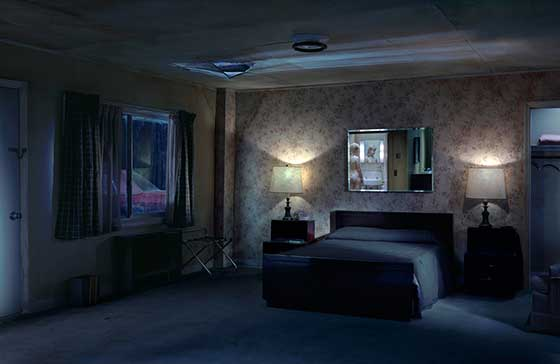 Gregory Crewdson: Untitled (debutante) @ Williams College Museum of Art