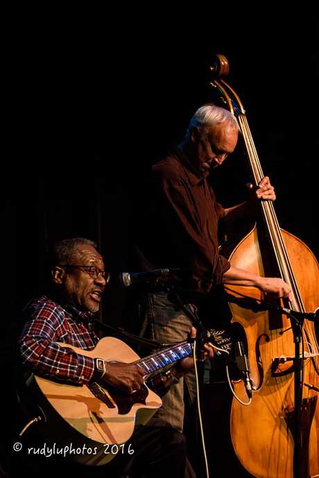 Dave Gordon and Bob Bard